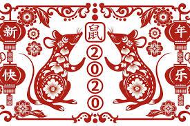 Oggi si festeggia il capodanno cinese, l'anno del topo.