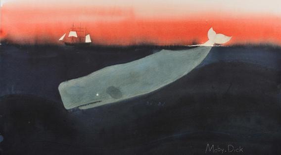 Roberto Dall'Olio: Una poesia sulle balene