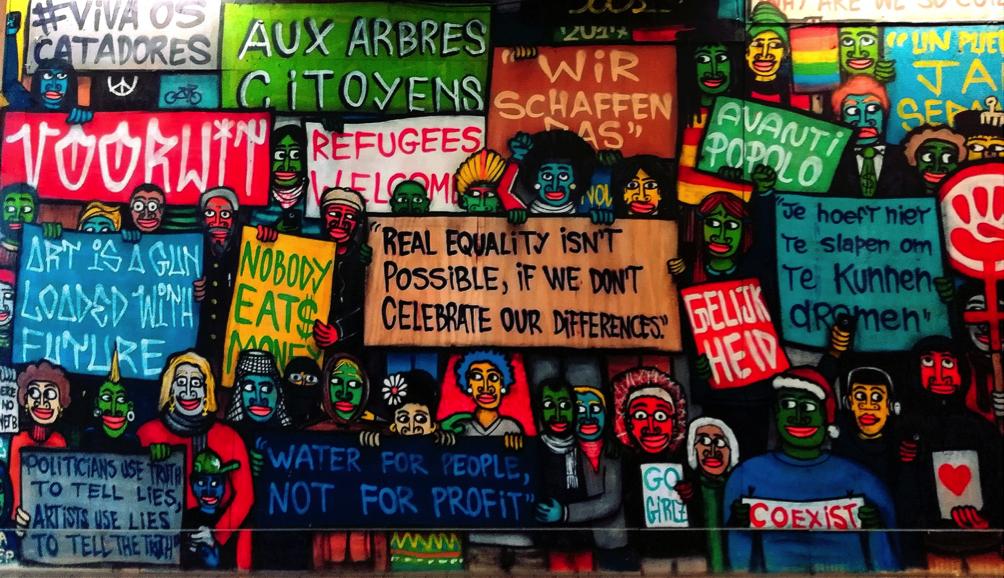 Gian Paolo Rossini: Per un contrato ai cambiamenti climatici che sia anche contrasto alle disuguaglianze