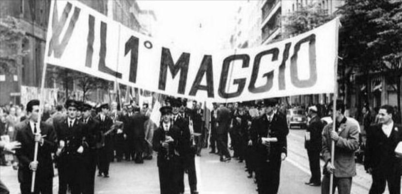 Mario Agostinelli: Il primo maggio di operai, infermieri, anziani