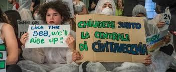 Mario Agostinelli: Civitavecchia. No gas, ma rinnovabili, idrogeno e lavoro