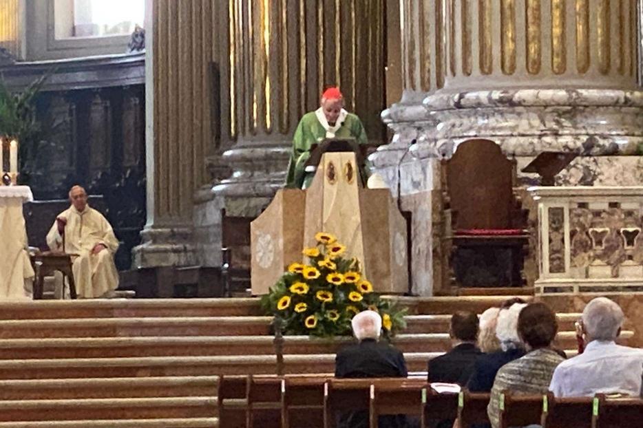 Il cardinale di Bologna Zuppi: Le vittime di Bologna e Ustica. Il dolore, la memoria, le opacità... ma scegliamo la via dell'amore