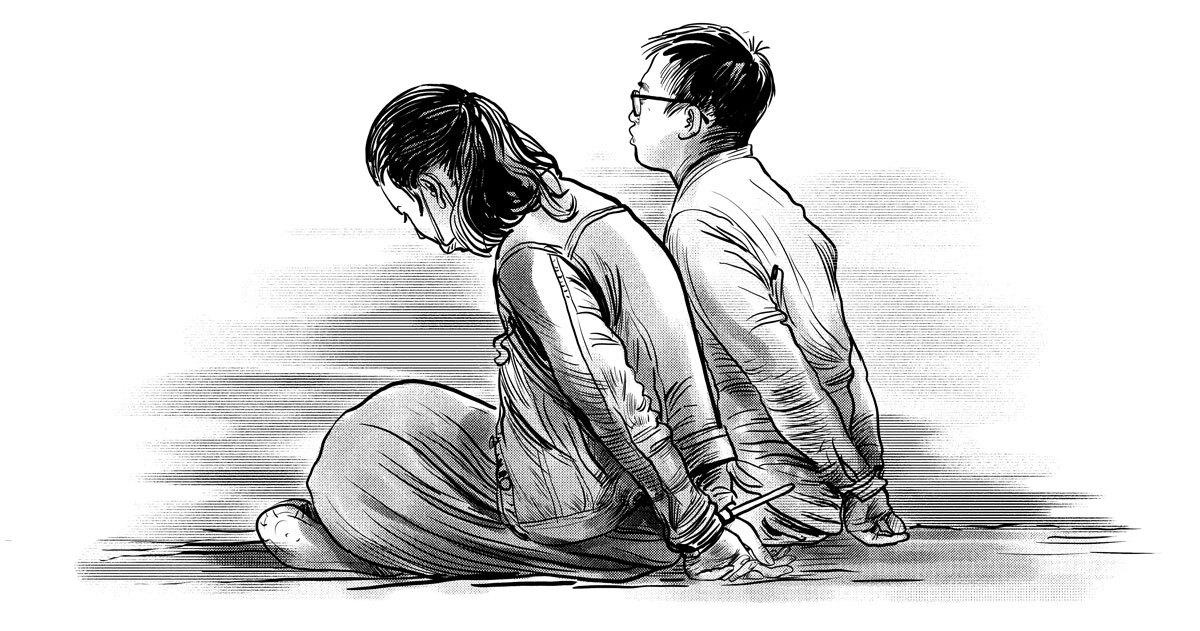 Adolfo Arranz: con il disegno contro gli arresti e le violenze su chi protesta ad Hong Kong
