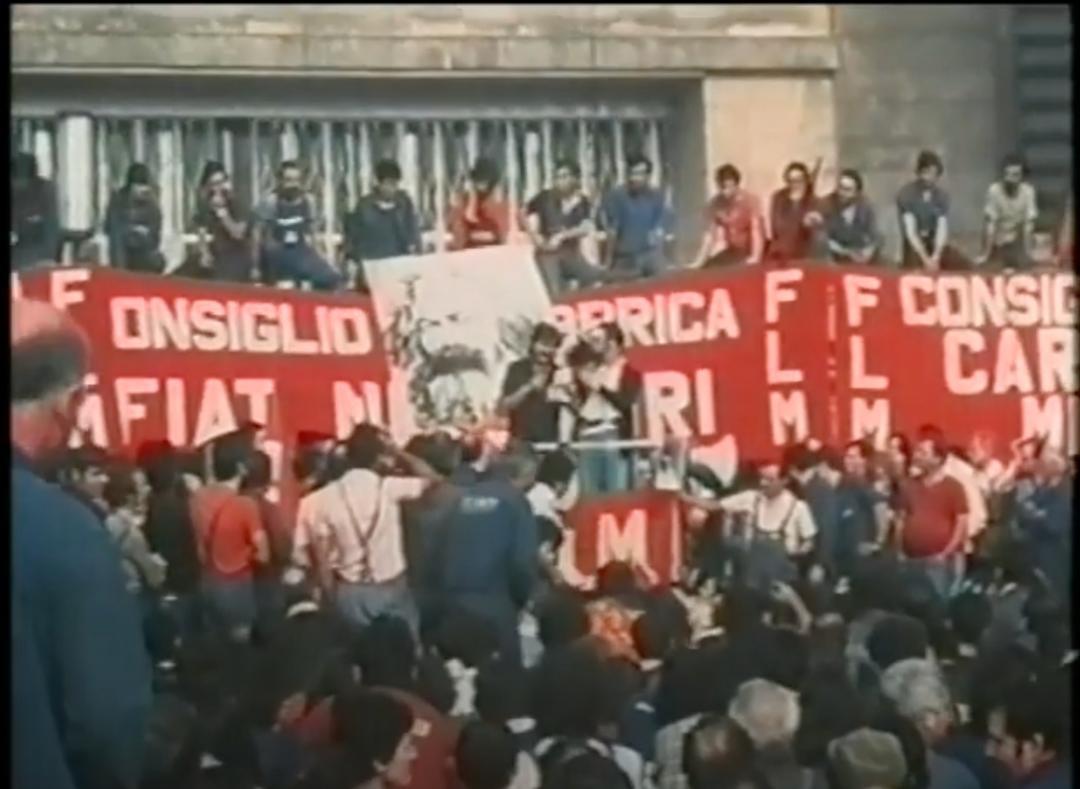 Tiziano Rinaldini: La marcia dei 40 mila, una sconfitta storica. Ci insegnò l'indipendenza.