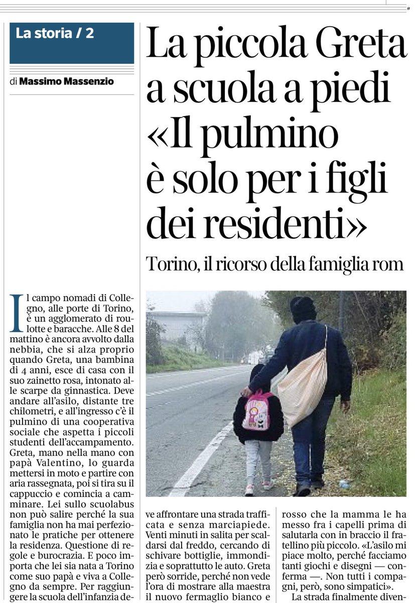 Roberto Dall'Olio: La bambina rom di Torino