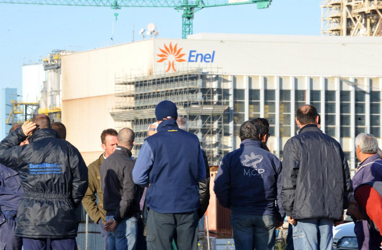Massimo Franchi: Centrale Enel a Civitavecchia ecco la svolta green della Cgil