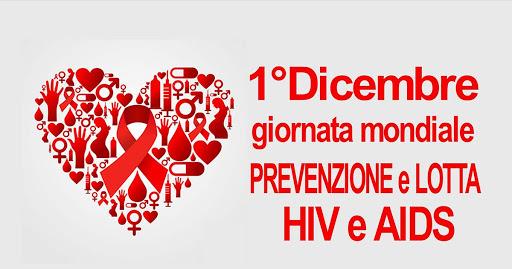 Roberto Dall'Olio. 1 dicembre. Giornata mondiale prevenzione e lotta HIV e AIDS