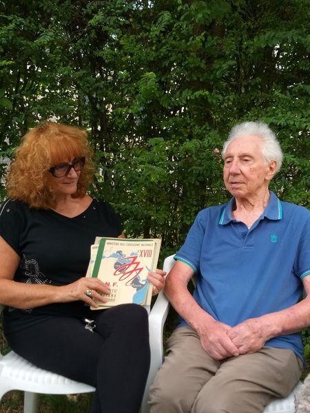 Antonia Stringher: Ricordo del nostro caro maestro Aulo Crisma
