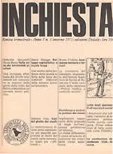 """Vittorio Capecchi: Mezzo secolo di  due riviste: """"Quality and Quantity"""" e """"Inchiesta"""""""