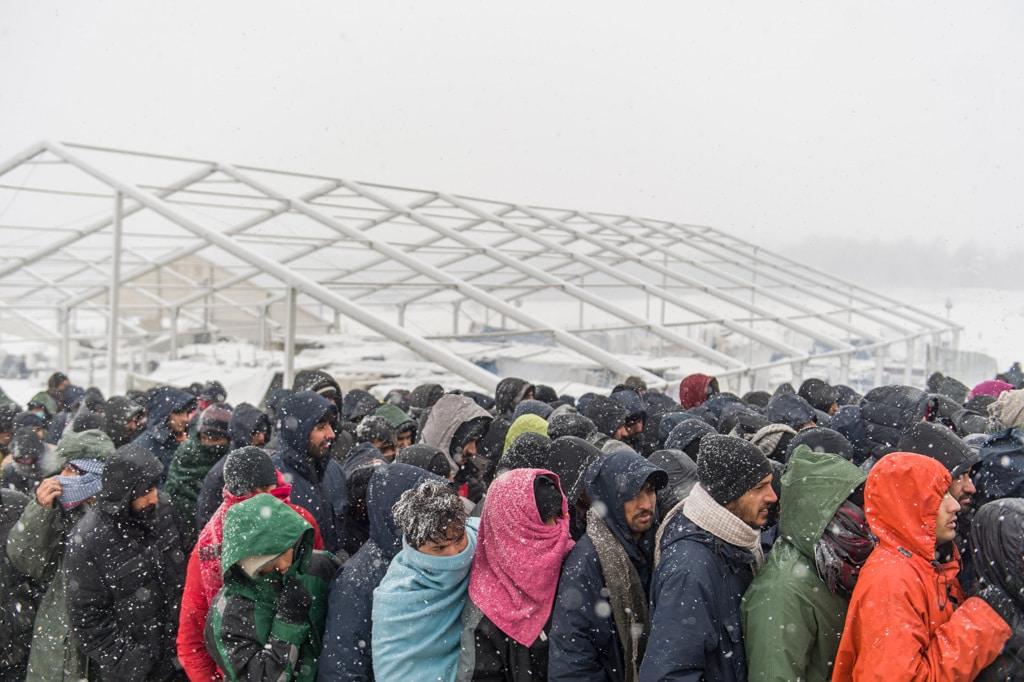 Roberto Dall'Olio: Lipa. I dimenticati nel ghiaccio della Bosnia