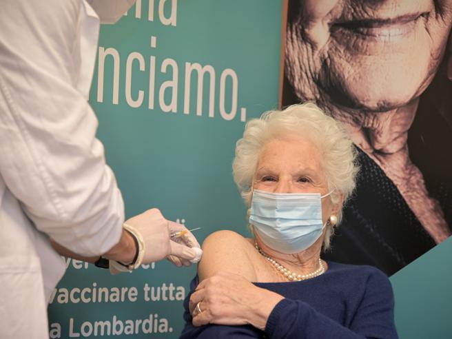 Roberto Dall'Olio: Liliana Segre