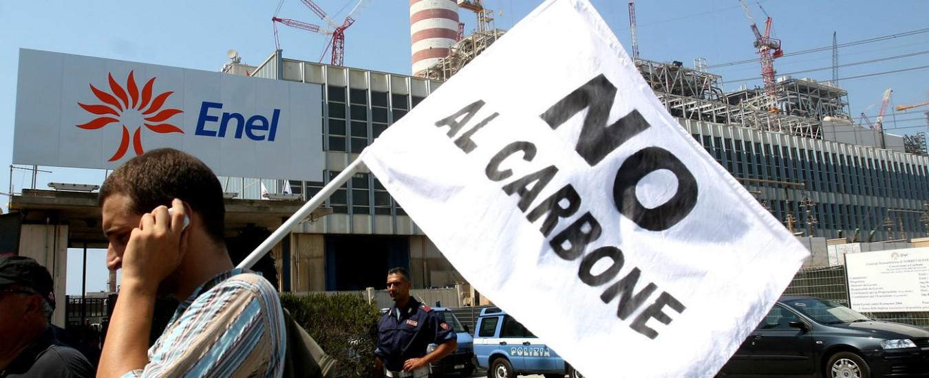 Mario Agostinelli: A Civitavecchia le lotte per la riconversione della attuale centrale a carbone