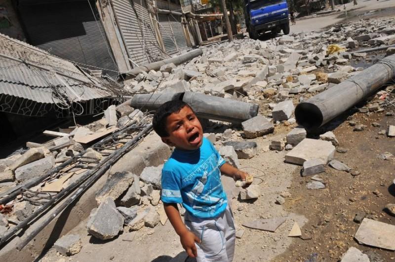 Roberto Dall'Olio: La Siria