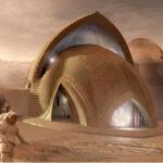 Roberto Dall'Olio: Architettura su Marte