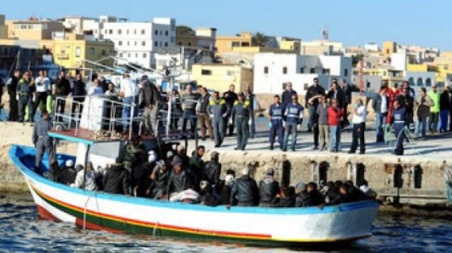 Roberto Dall'Olio: Lampedusa