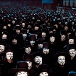 Mostrarsi dietro a una maschera: V per Vendetta