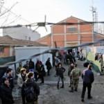 Simona Hassan: Reportage da Prati di Caprara (Bologna) dove 137 profughi libici sono in attesa di risposte.