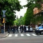 Docenti preoccupati: Basta con la polizia dentro l'Università