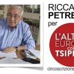 """Riccardo Petrella: I cantieri di costruzione dell' """"Altra Europa"""""""