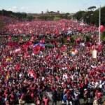 Gian Giacomo Migone: Un iscritto alla Cisl alla manifestazione della Cgil del 25 ottobre