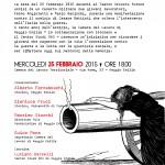 Marco Marzi: 25 febbraio 1915 a Reggio Emilia. Un eccidio dimenticato