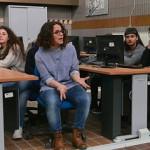 Michele Fumagallo: Discutere sul Murale Di Vittorio tra gli studenti del liceo artistico di Cerignola