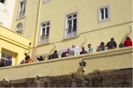 Lisbon Street Art & Urban Creativity Conference del 2014