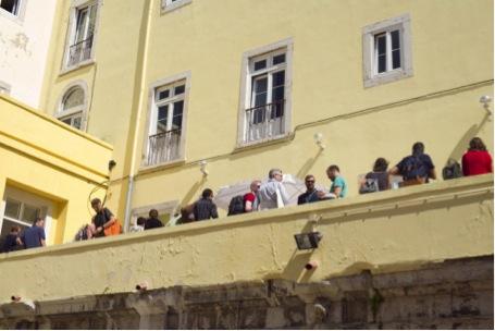 2014 Lisbon Street Art & Urban Creativity conference