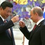 Flavia Solieri: Amici per sempre? A margine della  visita di Putin in Cina
