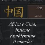 Antonella Ceccagno e Sofia Graziani: L'Africa, la Cina e il mondo che cambia