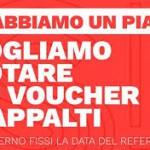 Gianni Rinaldini: Il valore dei referendum sociali