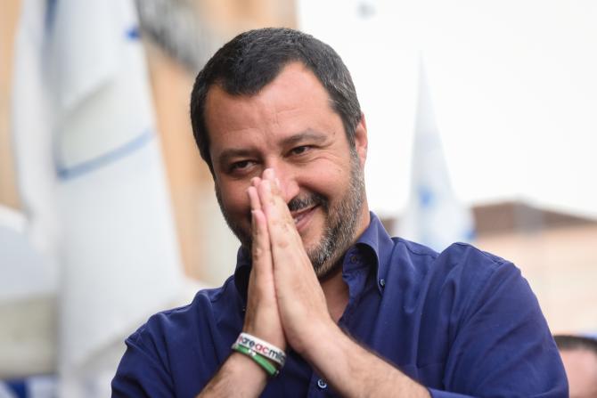 Bruno Giorgini: Scomunichiamo Salvini