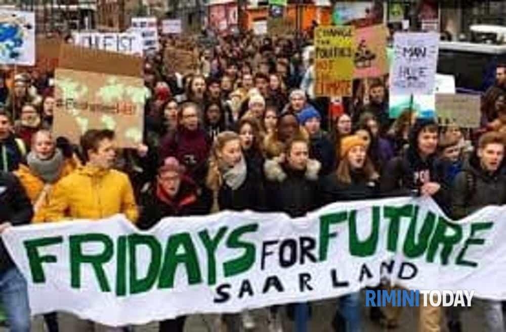 Davide De Martini: L'appello degli insegnanti italiani a sostegno dei Fridays for Future