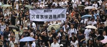 Maurizio Scarpari: Le manifestazioni in piazza contro il governo filo-cinese di Hong Kong