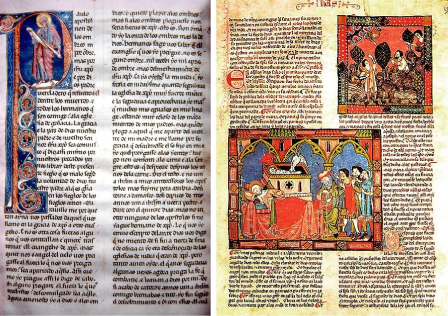 Aldo Ridolfi: Le prime traduzioni della Bibbia in castigliano tra cinque e seicento.