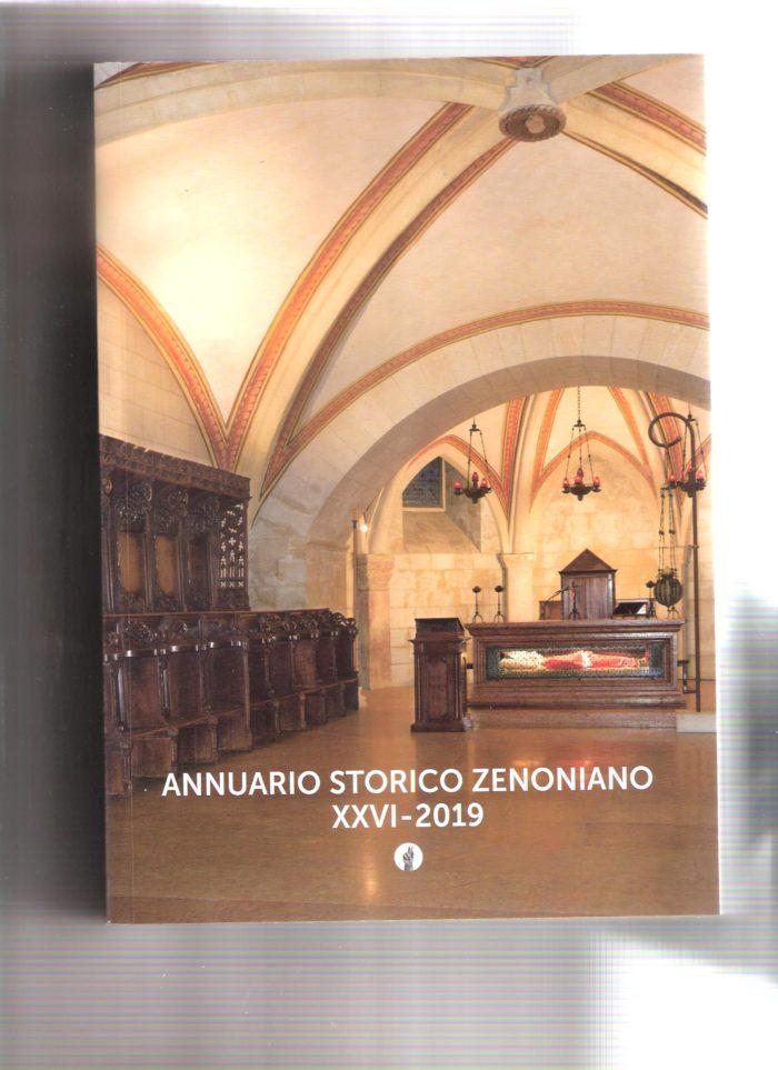 Aldo Ridolfi: Il misterioso scorrere del tempo nella cattedrale di San Zeno (Bologna)