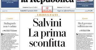 Bruno Giorgini: I nazipopulisti sconfitti alle elezioni dell'Emilia