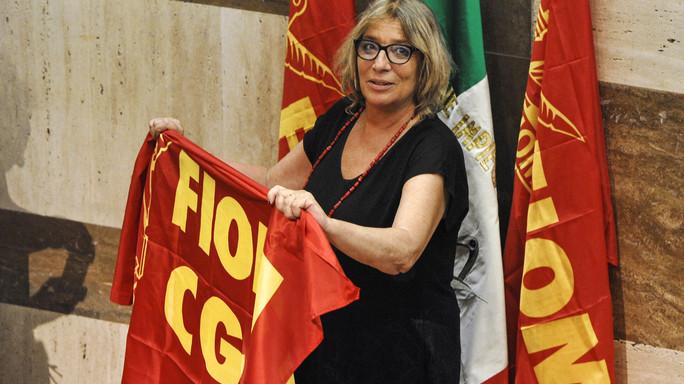 24 ore di sciopero negli stabilimenti dell'ex Ilva . Intervista a Francesca Re David
