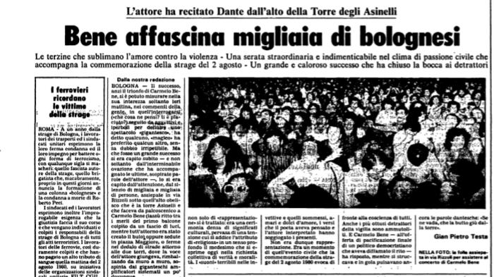 Bruno Giorgini: L'orrenda strage