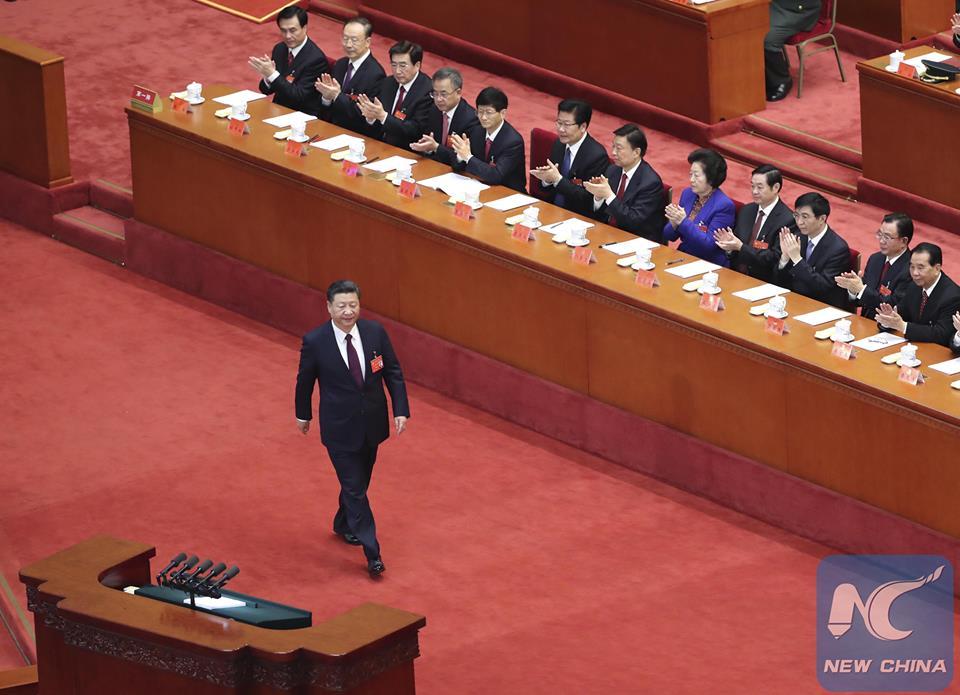 """Simone Pieranni: Cina. Obiettivo """"moderata prosperità"""" nel 2035 con Xi Jingping ancora al comando"""
