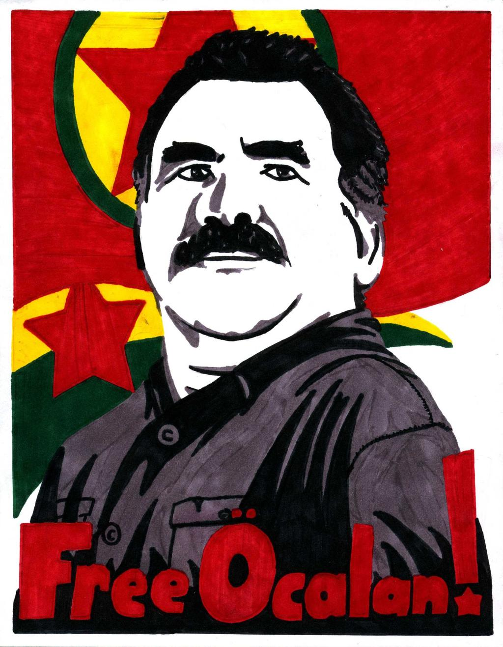 Yilmaz Orkan rappresentante del popolo curdo in Italia intervistato da Laura Corradi: Libertà per Öcalan!