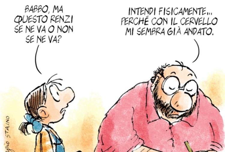 Alfiero Grandi: Renzi, Fondi Next Generation, gas e fossili