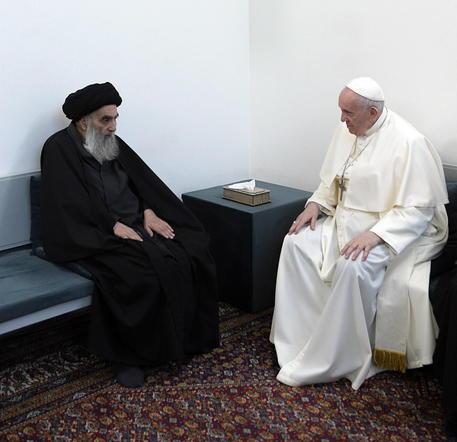 Roberto Dall'Olio: Il Papa a Baghdad