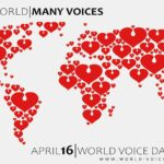 Roberto Dall'Olio: Giornata mondiale della voce. 16 aprile 2021