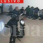 Roberto Dall'Olio: Violenza in carcere